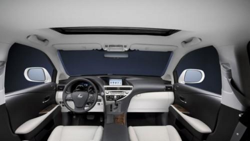 Noul Lexus RX 450h a fost lansat in Romania11996