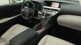 Noul Lexus RX 450h a fost lansat in Romania11997