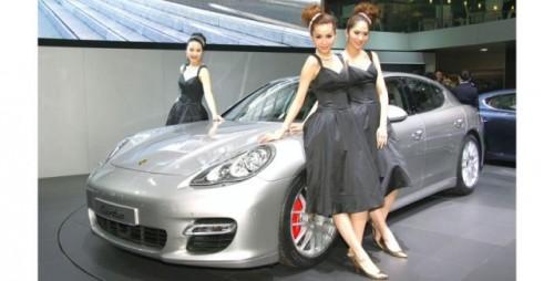 China va deveni in trei ani a doua piata de desfacere a Porsche, depasind Germania11949