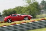 Schumacher a revenit pe circuit la bordul unui Ferrari 599 GTB HGTE11943