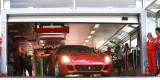 Schumacher a revenit pe circuit la bordul unui Ferrari 599 GTB HGTE11944