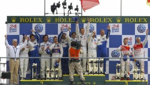 Peugeot reuseste sa se impuna la Le Mans11933
