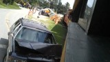 VIDEO: Accident stupid: o masina intra intr-un tren11896