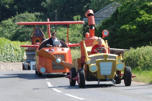 VIDEO: Wacky Races11892