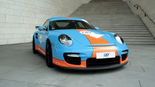 Porsche 911 GT2 de 850 CP preparat de 9ff11870