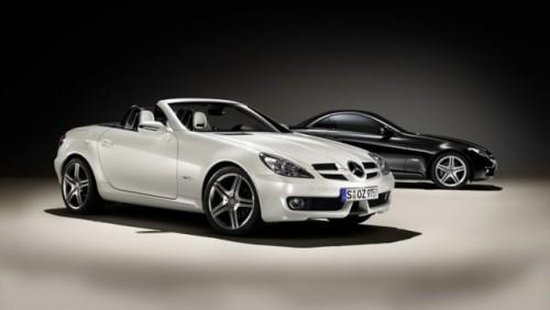 Mercedes-Benz a lansat versiunea speciala SLK 2LOOK Edition11753