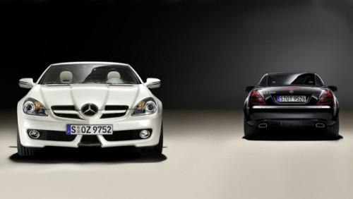 Mercedes-Benz a lansat versiunea speciala SLK 2LOOK Edition11754