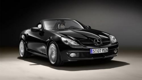Mercedes-Benz a lansat versiunea speciala SLK 2LOOK Edition11756