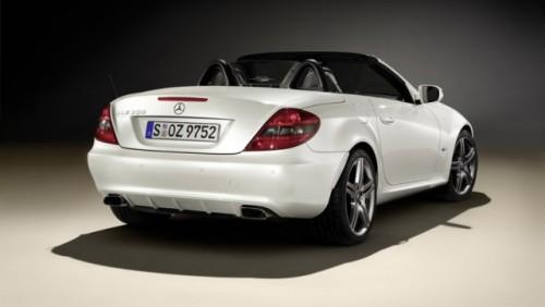 Mercedes-Benz a lansat versiunea speciala SLK 2LOOK Edition11758