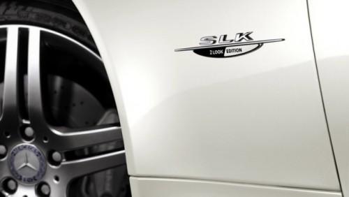 Mercedes-Benz a lansat versiunea speciala SLK 2LOOK Edition11759