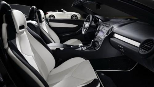 Mercedes-Benz a lansat versiunea speciala SLK 2LOOK Edition11760