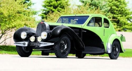 Masina lui Ettore Bugatti ar putea deveni cea mai scumpa din istorie11700