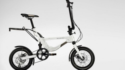 Mercedes a lansat o noua gama de biciclete11648