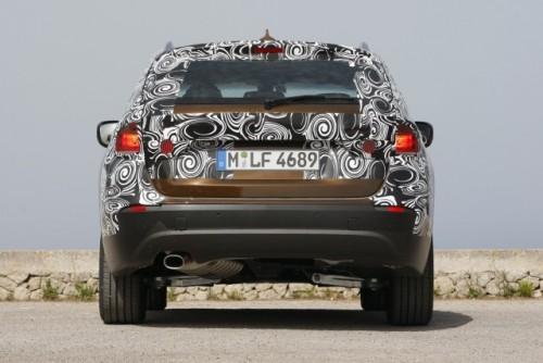 Oficial: Viitorul BMW X1 in versiune camuflata11522