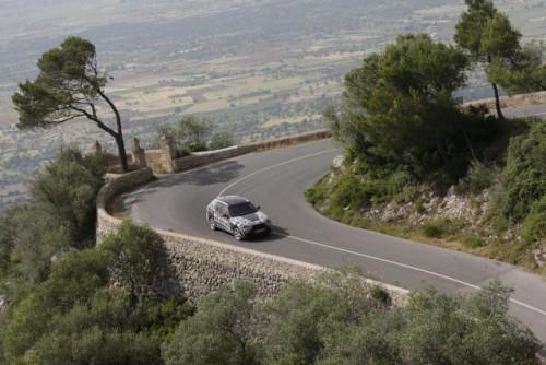 Oficial: Viitorul BMW X1 in versiune camuflata11523