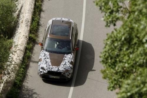 Oficial: Viitorul BMW X1 in versiune camuflata11525