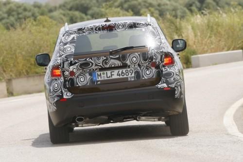 Oficial: Viitorul BMW X1 in versiune camuflata11532
