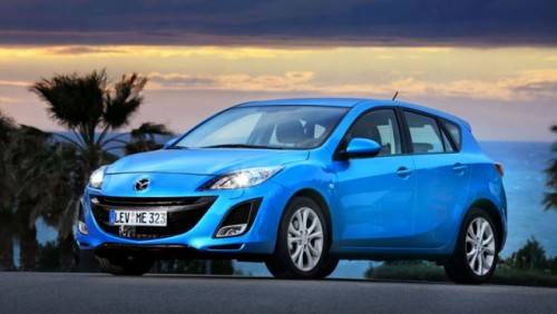 Mazda3 a primit premiul de design AutoBild11497