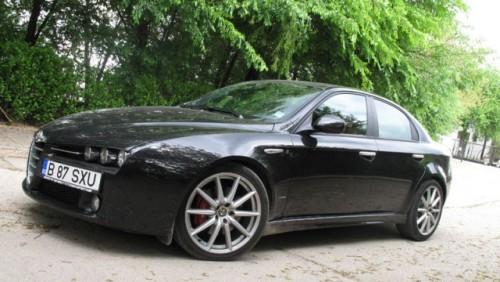 Am testat Alfa Romeo 159!11475