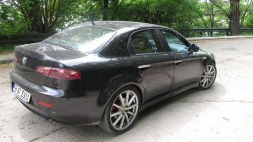 Am testat Alfa Romeo 159!11477