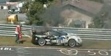 VIDEO: Lexus LF-A a luat foc in cursa de 24 h de la Nurburgring11443