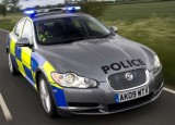 Jaguar XF, masina de politie11440