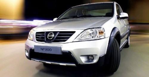 Logan Pick-Up, in Africa de Sud cu sigla Nissan11435