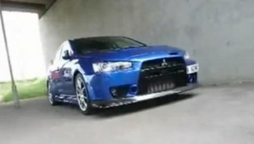VIDEO: Cel mai puternic Mitsubishi EVO X11425