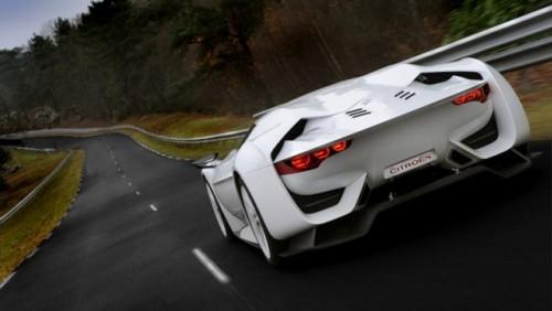 Conceptul Citroen GT si-a facut debutul pe circuit11378