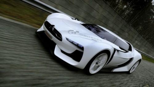 Conceptul Citroen GT si-a facut debutul pe circuit11379