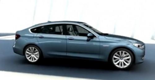 VIDEO: BMW Seria 5 GT se prezinta11367