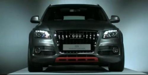 VIDEO: Audi Q5 Custom Concept  Wörthersee11366