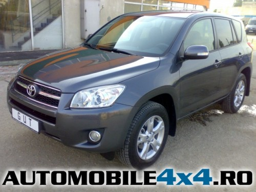 GUT AUTO CENTER aduce in Romania noul Toyota RAV 4 diesel facelift11362
