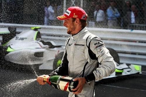 Brawn GP realizeaza o noua dubla la Monaco11358