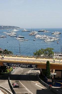 Brawn GP realizeaza o noua dubla la Monaco11359