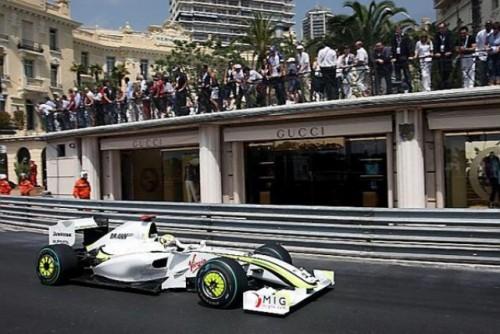 Button va porni de pe primul loc la Monaco11350