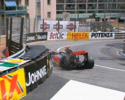 Button va porni de pe primul loc la Monaco11354