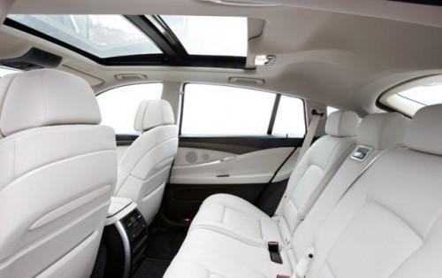 BMW a lansat oficial Seria 5 GT11339
