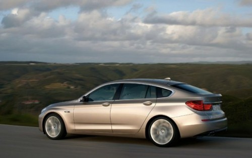 BMW a lansat oficial Seria 5 GT11340