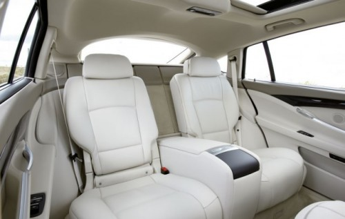 BMW a lansat oficial Seria 5 GT11343
