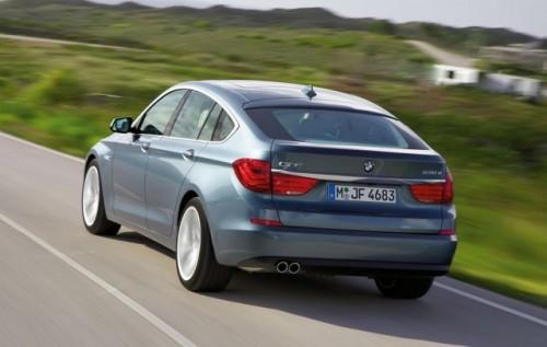 BMW a lansat oficial Seria 5 GT11347