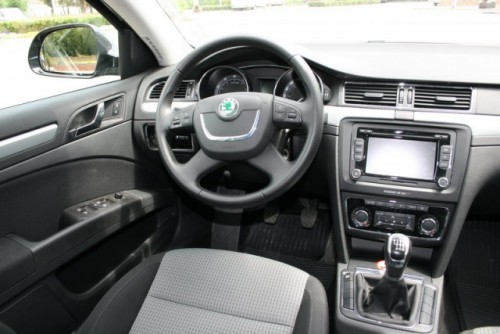 Am testat Skoda Superb!11320
