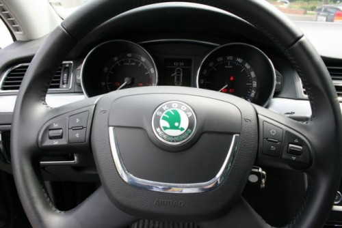 Am testat Skoda Superb!11328