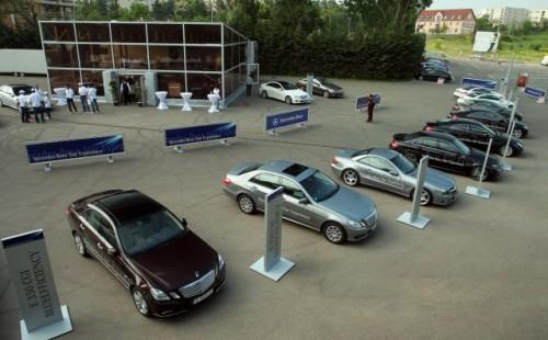 Noul Mercedes Clasa E Coupe vine in Romania11307