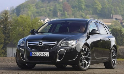 Opel Insignia OPC Sports Tourer11283