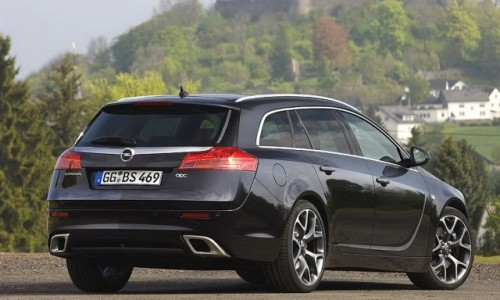 Opel Insignia OPC Sports Tourer11284