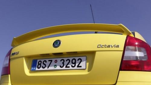 Galerie Foto: Noul Skoda Octavia RS11267