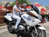 Cristian Sabbagh - membru onorific intre politisti11231