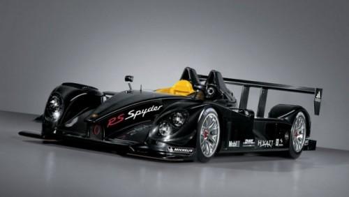 Porsche pregateste un nou model: RS Spyder11210