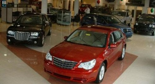 General Motors si Chrysler vor renunta la 2.300 de dealeri11197